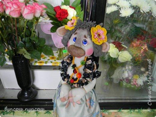 Пакетница Буренушка фото 3