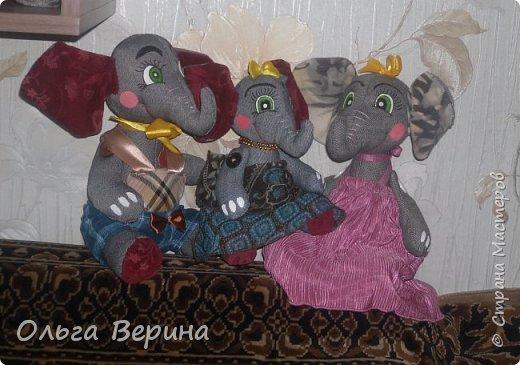 "Слоняшка ""Глаша""  фото 10"