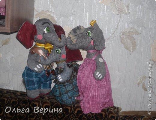 "Слоняшка ""Глаша""  фото 6"
