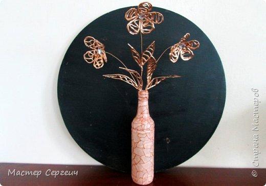 Цветы из горячего клея (термоклея)