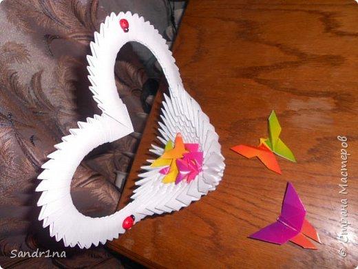 Модульные поделки оригами фото 1