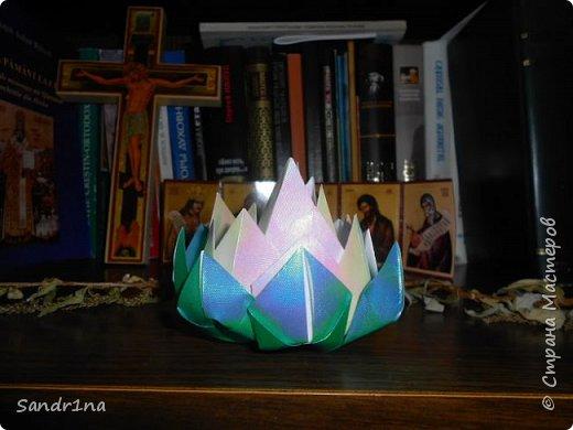 Цветы оригами фото 8