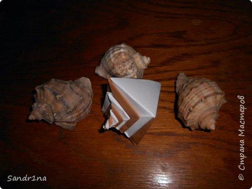 Маленкие поделки оригами фото 3