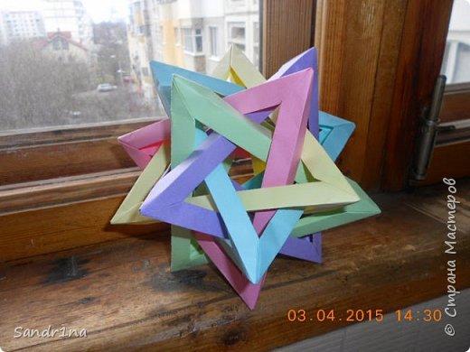 Геометрические и спиральные кусудамы фото 11
