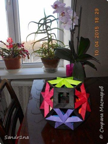 Геометрические и спиральные кусудамы фото 3