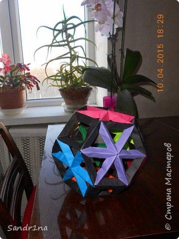 Геометрические и спиральные кусудамы фото 4