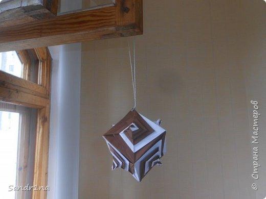 Геометрические и спиральные кусудамы фото 21