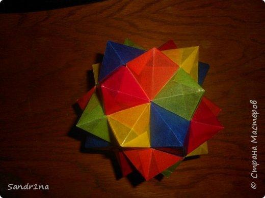 Геометрические и спиральные кусудамы фото 14