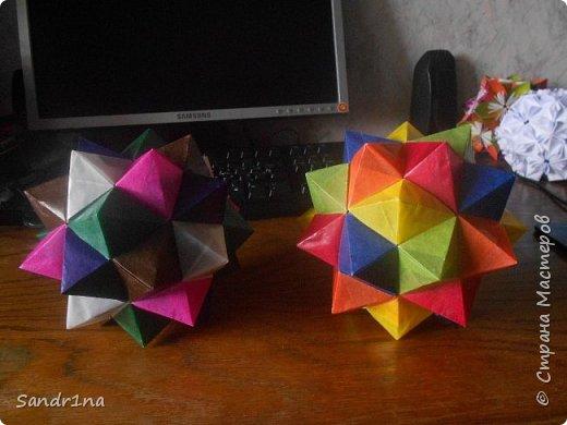 Геометрические и спиральные кусудамы фото 16