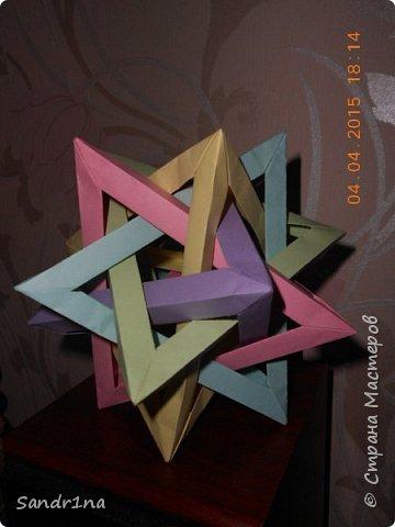 Геометрические и спиральные кусудамы фото 12