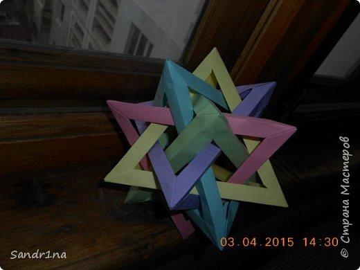 Геометрические и спиральные кусудамы фото 13