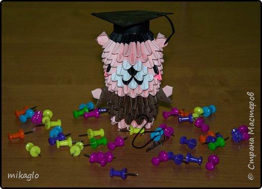 origami bear фото 2