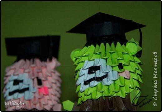 origami bear фото 3