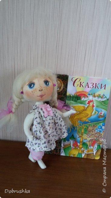 Вдохновилась  на создание текстильной куклы. Правда совсем не умею рисовать. Но учиться чему то новому очень интересно.)))) Буду стараться. фото 2