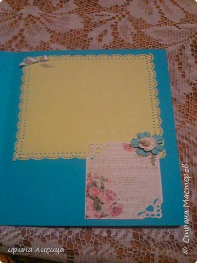 открытка конверт с нитями фото 5