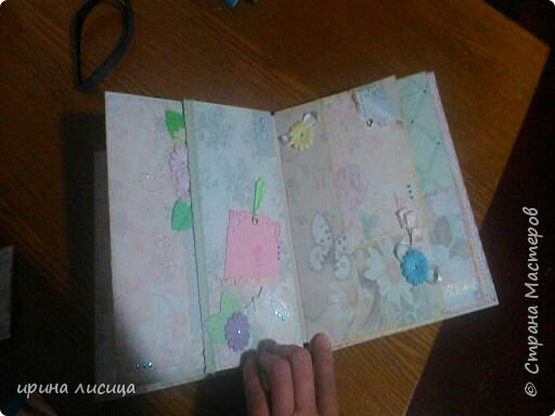 открытка конверт с нитями фото 9