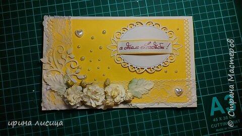 открытка конверт с нитями фото 37