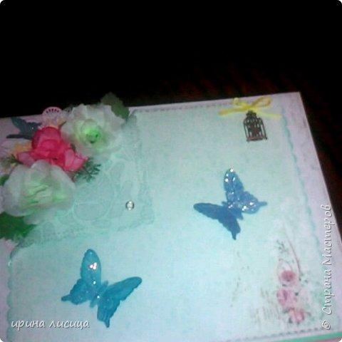 открытка конверт с нитями фото 57