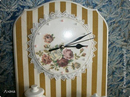 Часы, ну и банки (кудаж без них). фото 3