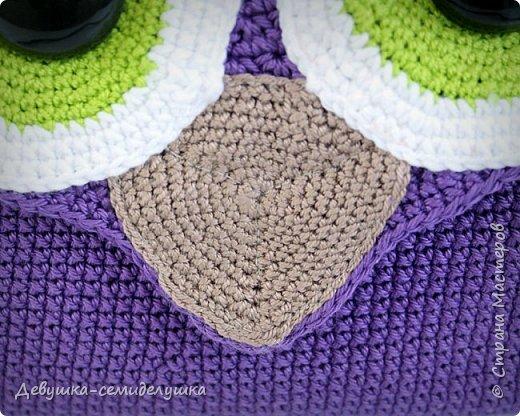 Ну какая модница откажется иметь такую замечательную сумочку — СОВУШКУ? Особенно если модница — рукодельница, вязальщица крючком. Этот мастер-класса http://vpogorelova.com/mk_sumka_sovushka/ для мастериц, которые не могут пройти мимо такой прикольной яркой сумочки в форме совы:) фото 5