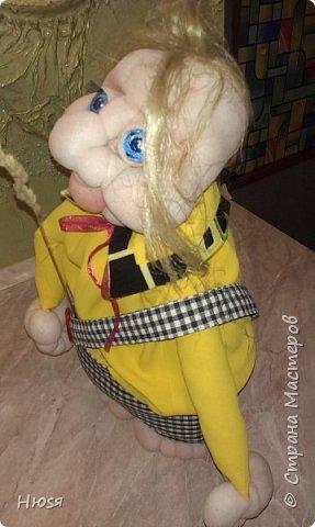 """Здравствуйте,уважаемые!!! После долгого перерыва - сменила свое амплуа и увлеклась куклами. Благодаря  МК Елены Лаврентьевой (чтобы у нее ручки не болели),http://pawy.jimdo.com/ ,я заболела """"скульптурным текстилем"""". Как бы я не пыталась повторить ее куклы,не получается .У каждого свой почерк и это факт! Итак: работа №1 (самая,  самая первая, учебное пособие) фото 6"""
