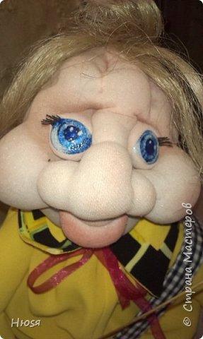 """Здравствуйте,уважаемые!!! После долгого перерыва - сменила свое амплуа и увлеклась куклами. Благодаря  МК Елены Лаврентьевой (чтобы у нее ручки не болели),http://pawy.jimdo.com/ ,я заболела """"скульптурным текстилем"""". Как бы я не пыталась повторить ее куклы,не получается .У каждого свой почерк и это факт! Итак: работа №1 (самая,  самая первая, учебное пособие) фото 7"""