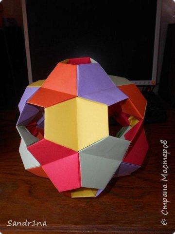 Геометрические и спиральные кусудамы фото 23
