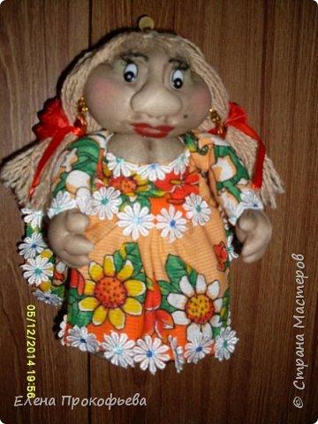 еще куклы на удачу, шила для подарка фото 1