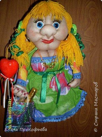 еще куклы на удачу, шила для подарка фото 2