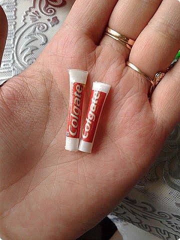Продолжаю обустройство ванной комнаты) Сегодня у меня получились вот такие косметические средства для зоны умывальника.  фото 8