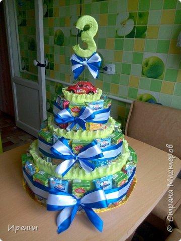 Это мой самый большой торт! фото 2