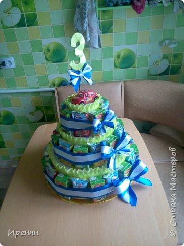 Это мой самый большой торт! фото 3