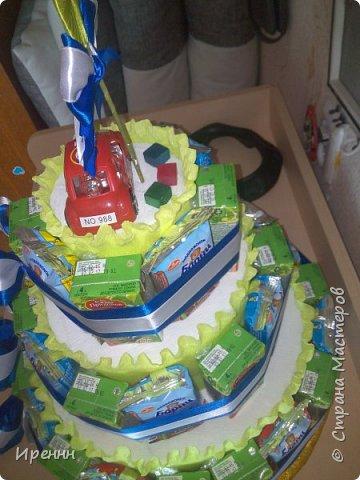Это мой самый большой торт! фото 4