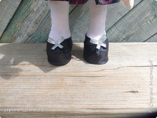 Доброго всем дня! У меня сегодня дебют - интерьерные текстильные куколки большеножки!  Шила куколок в первый раз (притом что шить не умею вообще))) Стоят, сидят самостоятельно, ручки, ножки двигаются. Приглашаю на смотрины))) фото 10