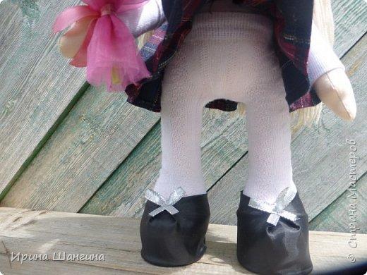 Доброго всем дня! У меня сегодня дебют - интерьерные текстильные куколки большеножки!  Шила куколок в первый раз (притом что шить не умею вообще))) Стоят, сидят самостоятельно, ручки, ножки двигаются. Приглашаю на смотрины))) фото 11