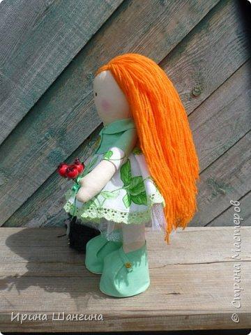 Доброго всем дня! У меня сегодня дебют - интерьерные текстильные куколки большеножки!  Шила куколок в первый раз (притом что шить не умею вообще))) Стоят, сидят самостоятельно, ручки, ножки двигаются. Приглашаю на смотрины))) фото 13