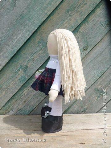 Доброго всем дня! У меня сегодня дебют - интерьерные текстильные куколки большеножки!  Шила куколок в первый раз (притом что шить не умею вообще))) Стоят, сидят самостоятельно, ручки, ножки двигаются. Приглашаю на смотрины))) фото 8