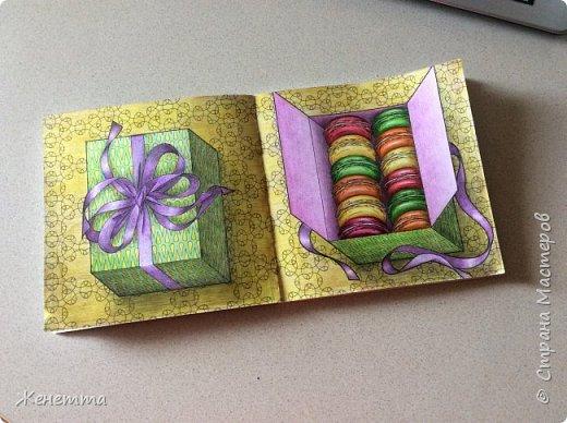 Коробка с макарунчиками )))) фото 2