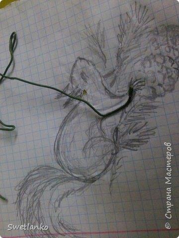 Мордочка мопса из капрона, ушки и язычок из ФОМа. фото 8