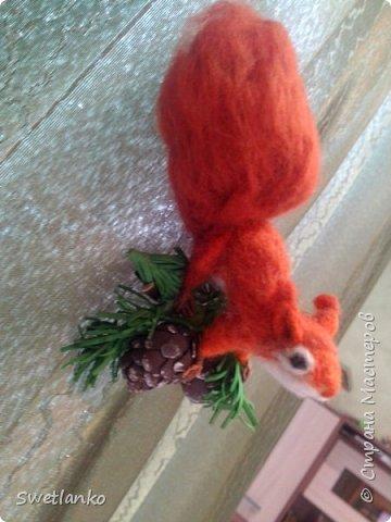 Мордочка мопса из капрона, ушки и язычок из ФОМа. фото 2