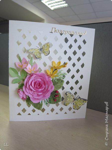 открытки с розами фото 5