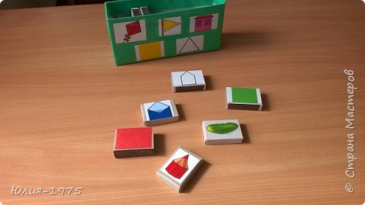 Игры в спичеченом коробке фото 3