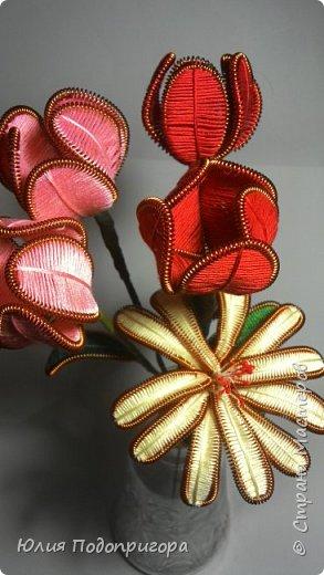 Цветы в подарок воспитателям и няне. фото 1