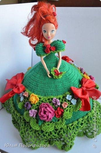 платье для куклы в подарок подружке дочери фото 2