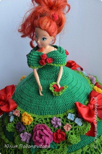 платье для куклы в подарок подружке дочери фото 3
