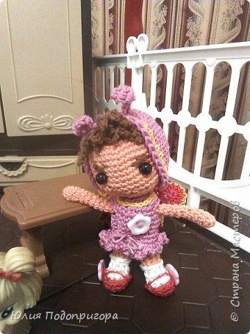куколки-малышки в новогодних кастюмах фото 6