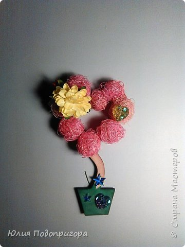 пусть и середина лета, но показываю магнитики, которые с дочей делали в виде подарков к новому году. фото 2
