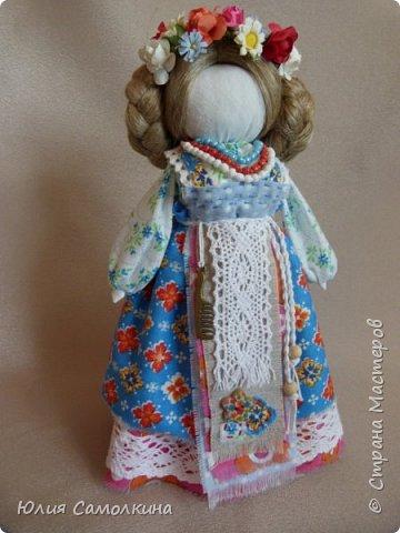 Кукла-оберег Желанница фото 2