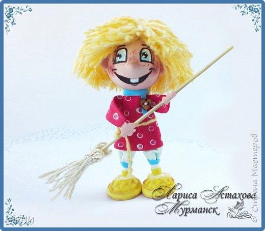 Куклы-фоамиран фото 1