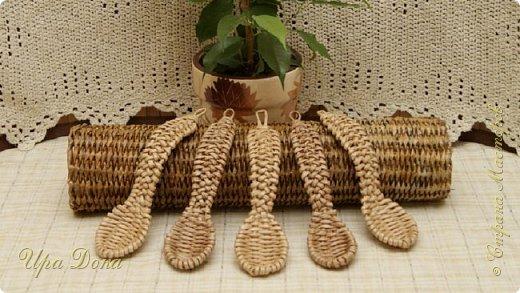 Я долго думала снимать или не снимать видео по плетению ложки, потому что существует несколько версий, но не смотря на это,я решила показать вам свой метод плетения.  фото 5